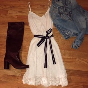 Abercrombie&fitch lace dress